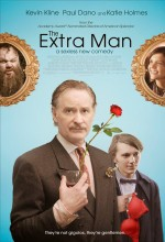 The Extra Man (2010) afişi