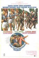 The Extraordinary Seaman (1969) afişi
