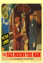 The Face Behind The Mask (1941) afişi