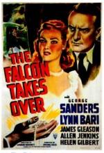 The Falcon Takes Over (1942) afişi