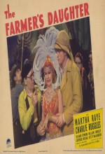 The Farmer's Daughter (1940) afişi