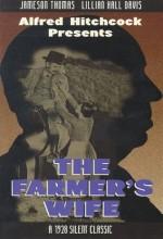 The Farmer's Wife (1928) afişi