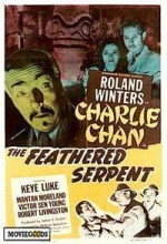 The Feathered Serpent (1948) afişi