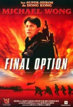 The Final Option (1994) afişi