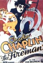 The Fireman (1916) afişi