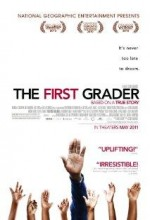 The First Grader (2010) afişi