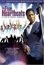 The Five Heartbeats (1991) afişi