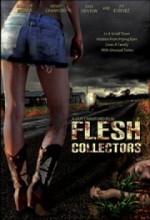 The Flesh Collectors (2008) afişi