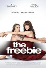 The Freebie (2010) afişi