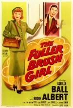 The Fuller Brush Girl (1950) afişi