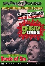 The Ghastly Ones (1968) afişi