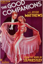 The Good Companions (1933) afişi