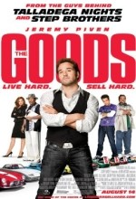 The Goods: Live Hard, Sell Hard (2009) afişi