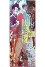 The Great Missouri Raid (1951) afişi