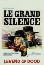 Il Grande Silenzio (1968) afişi