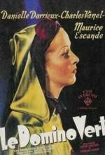Le Domino Vert (1935) afişi