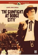 The Gunfight At Dodge City (1959) afişi