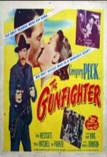 The Gunfighter (1950) afişi