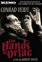 The Hands Of Orlac (ı) (1924) afişi
