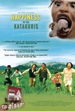 The Happiness Of The Katakuris (2001) afişi