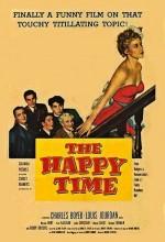 The Happy Time (1952) afişi