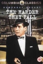 The Harder They Fall (1956) afişi