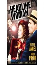 The Headline Woman (1935) afişi