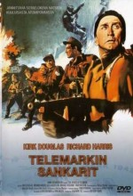 The Heroes Of Telemark (1965) afişi