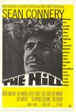 The Hill (1965) afişi