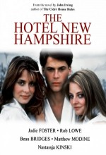 The Hotel New Hampshire (1984) afişi