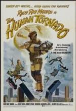 The Human Tornado (1976) afişi