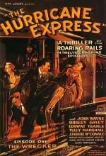 The Hurricane Express (1932) afişi