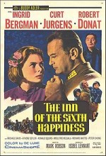 The Inn Of The Sixth Happiness (1958) afişi