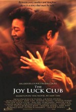 The Joy Luck Club (1993) afişi