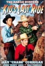 The Kid's Last Ride (1941) afişi