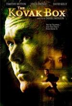 The Kovak Box (2006) afişi