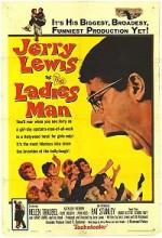 The Ladies Man (1961) afişi