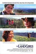 The Land Girls (1998) afişi