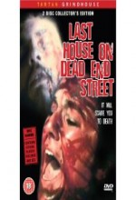 The Last House On Dead End Street (1977) afişi