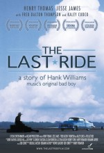 The Last Ride (2011) afişi