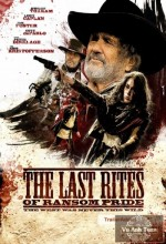 The Last Rites of Ransom Pride (2009) afişi