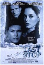 The Last Stop (2000) afişi