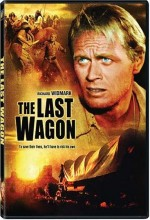 The Last Wagon (1956) afişi