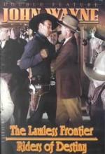 The Lawless Frontier (1934) afişi