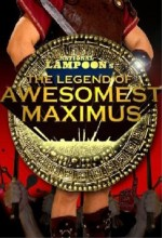 The Legend Of Awesomest Maximus (2010) afişi
