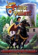 The Legend Of Prince Valiant (1991) afişi