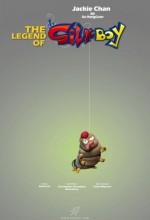 The Legend Of Silk Boy (2010) afişi