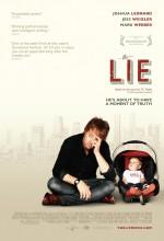 The Lie (2011) afişi