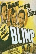 The Life And Death Of Colonel Blimp (1943) afişi