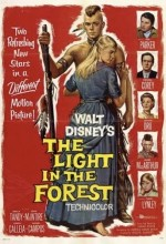 The Light In The Forest (1958) afişi
